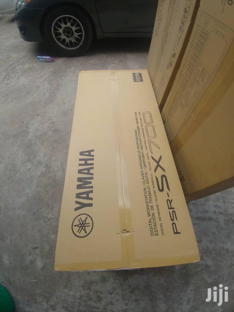Yamaha Keyboard PSR-SX Keyboard