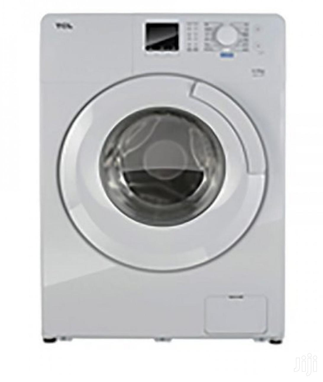 Superb TCL 6kg Front Load Fully Automatic Washing Machine
