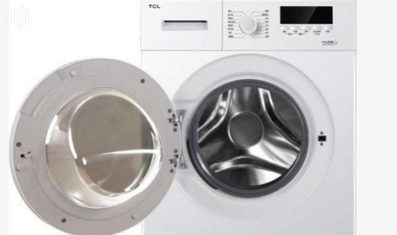 Efficient TCL 6kg Front Load Fully Automatic Washing Machine