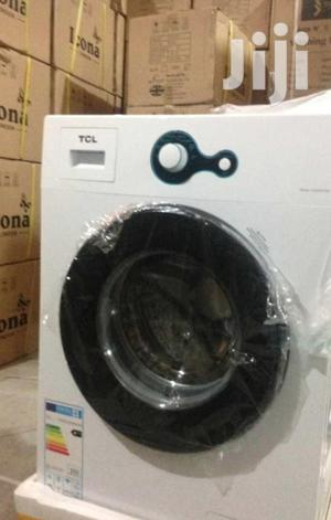 Powerful TCL 6kg Front Load Fully Automatic Washing Machine   Home Appliances for sale in Greater Accra, Accra Metropolitan