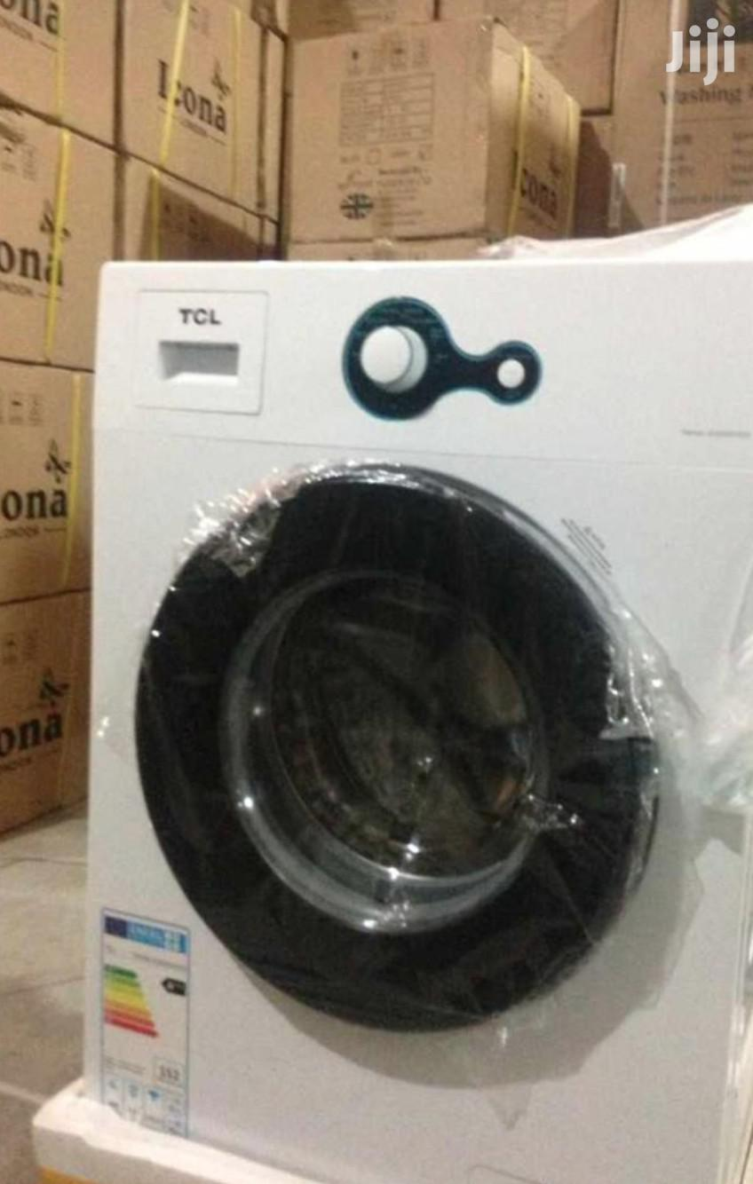 Powerful TCL 6kg Front Load Fully Automatic Washing Machine