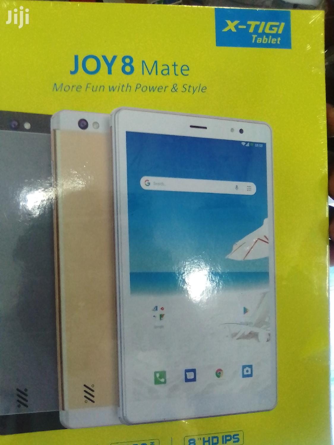 New X-tigi Joy Mate 8 32 GB Yellow