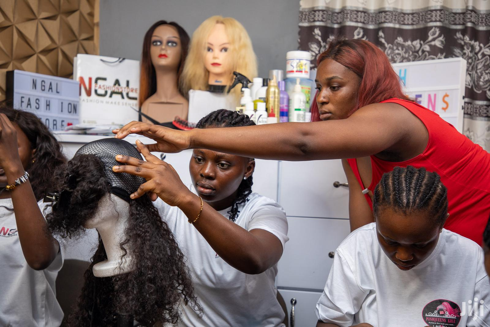 We Organize Wig Training Class , | Health & Beauty Services for sale in Dansoman, Greater Accra, Ghana