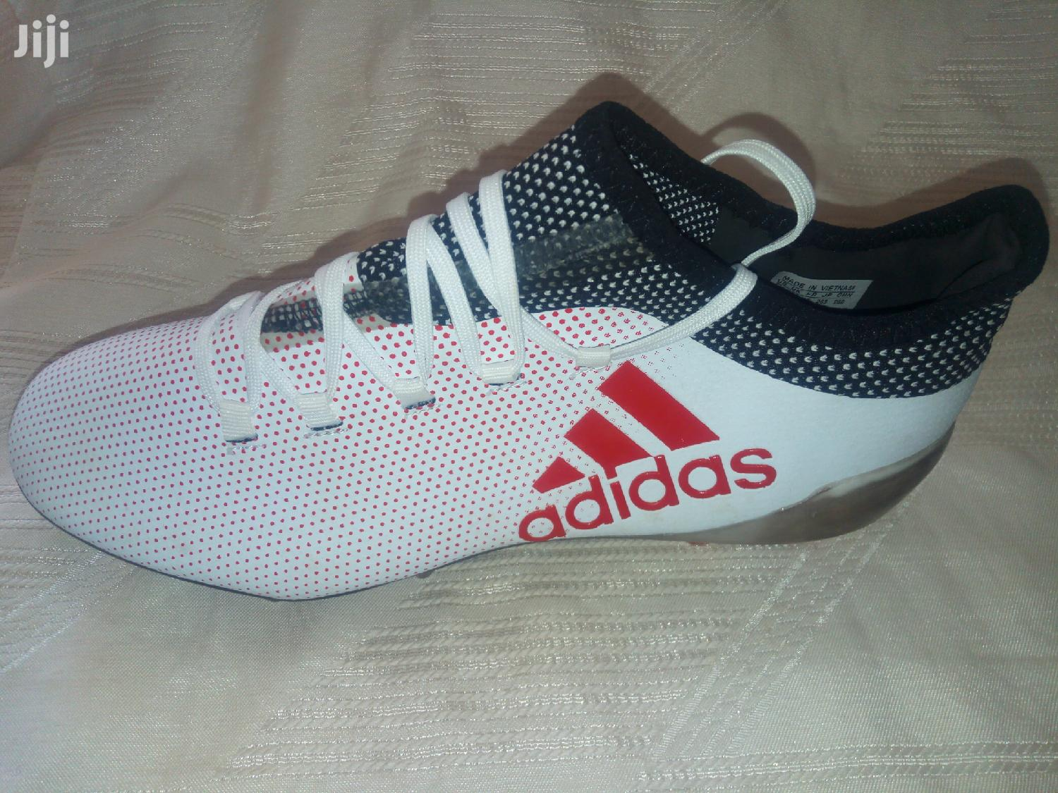 Archive: Adidas X Football Boots