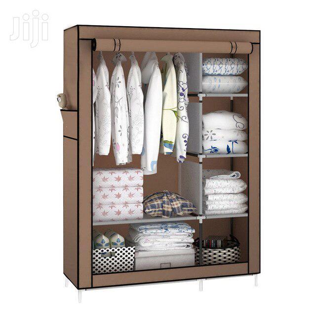 Archive: Portable Storage Wardrobe(Double)