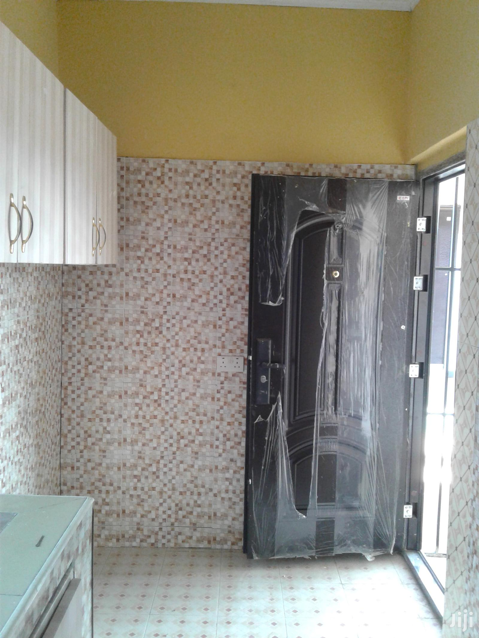 Archive: Chamber And Hall S/C Apartment For Rent At Madina Social Wel