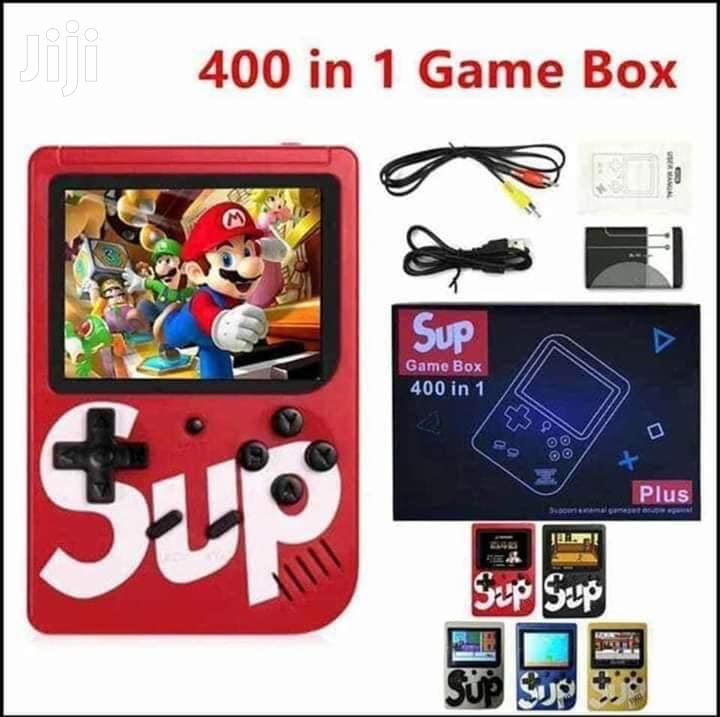 Sup 400 In One Game Console | Video Game Consoles for sale in Accra Metropolitan, Greater Accra, Ghana