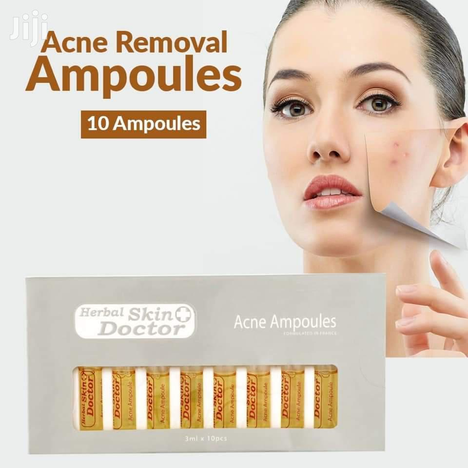 Herbal Skin Doctor Acne Removal Ampoules