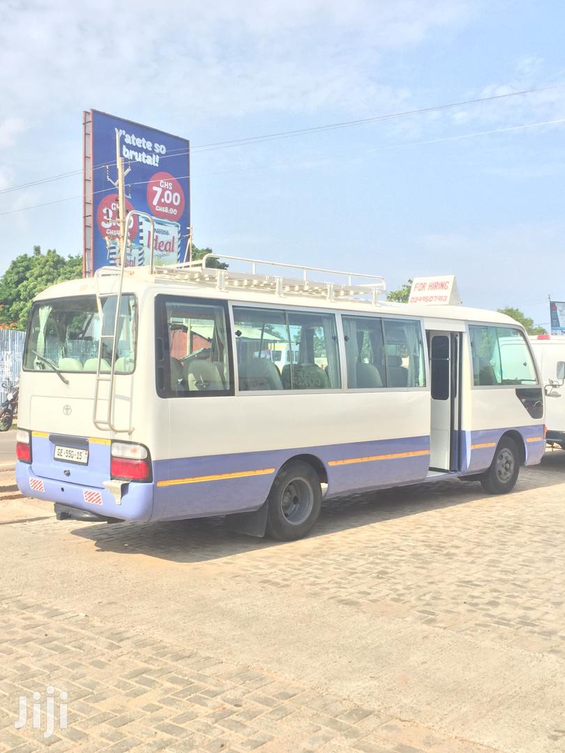 Toyota Coaster Hot Cake | Buses & Microbuses for sale in Nungua East, Greater Accra, Ghana