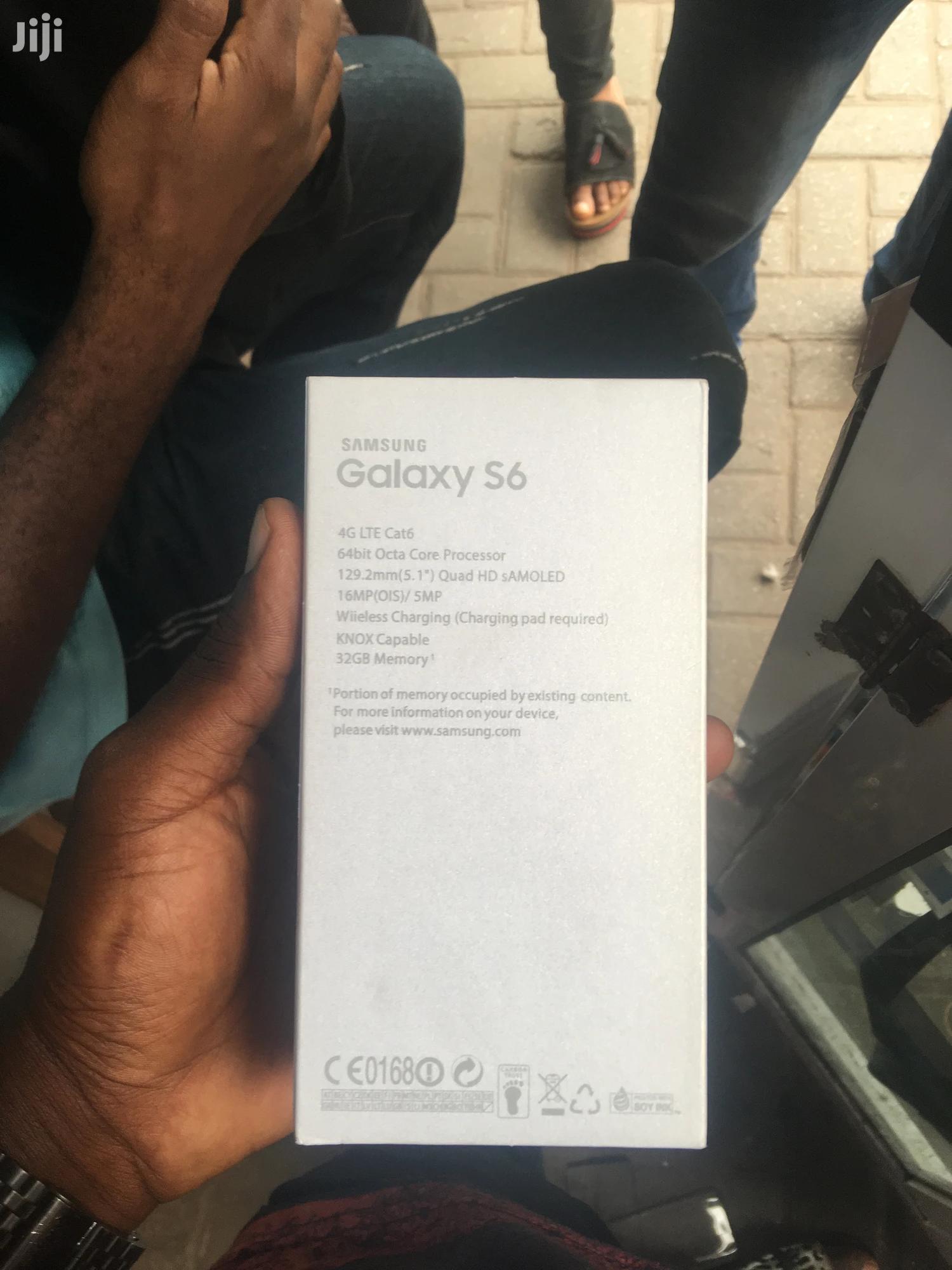 New Samsung Galaxy S6 32 GB   Mobile Phones for sale in Kumasi Metropolitan, Ashanti, Ghana