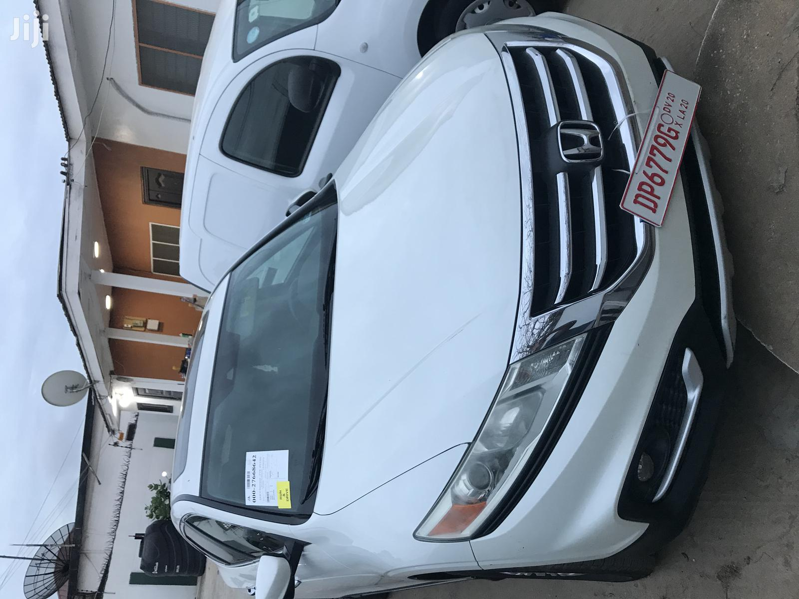 Honda Accord CrossTour 2014 EX-L White | Cars for sale in Abelemkpe, Greater Accra, Ghana