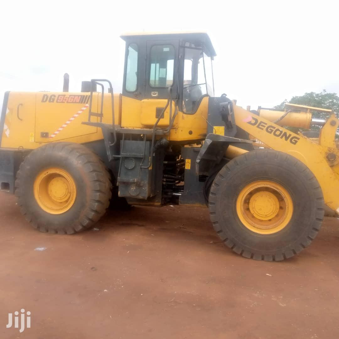 Wheel Loader Dg956n | Heavy Equipment for sale in Sunyani Municipal, Brong Ahafo, Ghana