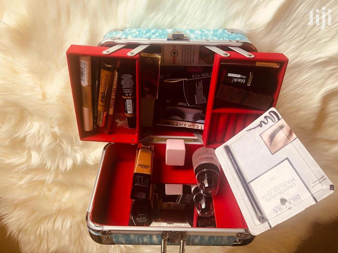Professional Full Set Of Makeup In Box | Makeup for sale in East Legon, Greater Accra, Ghana