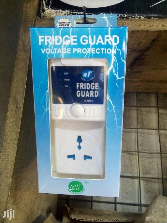Fridge Guard And Tv Guard