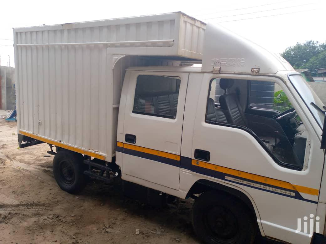 Archive: Double Cabin Truck