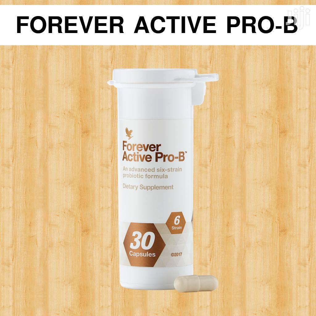 Forever Active Pro-B Benefits