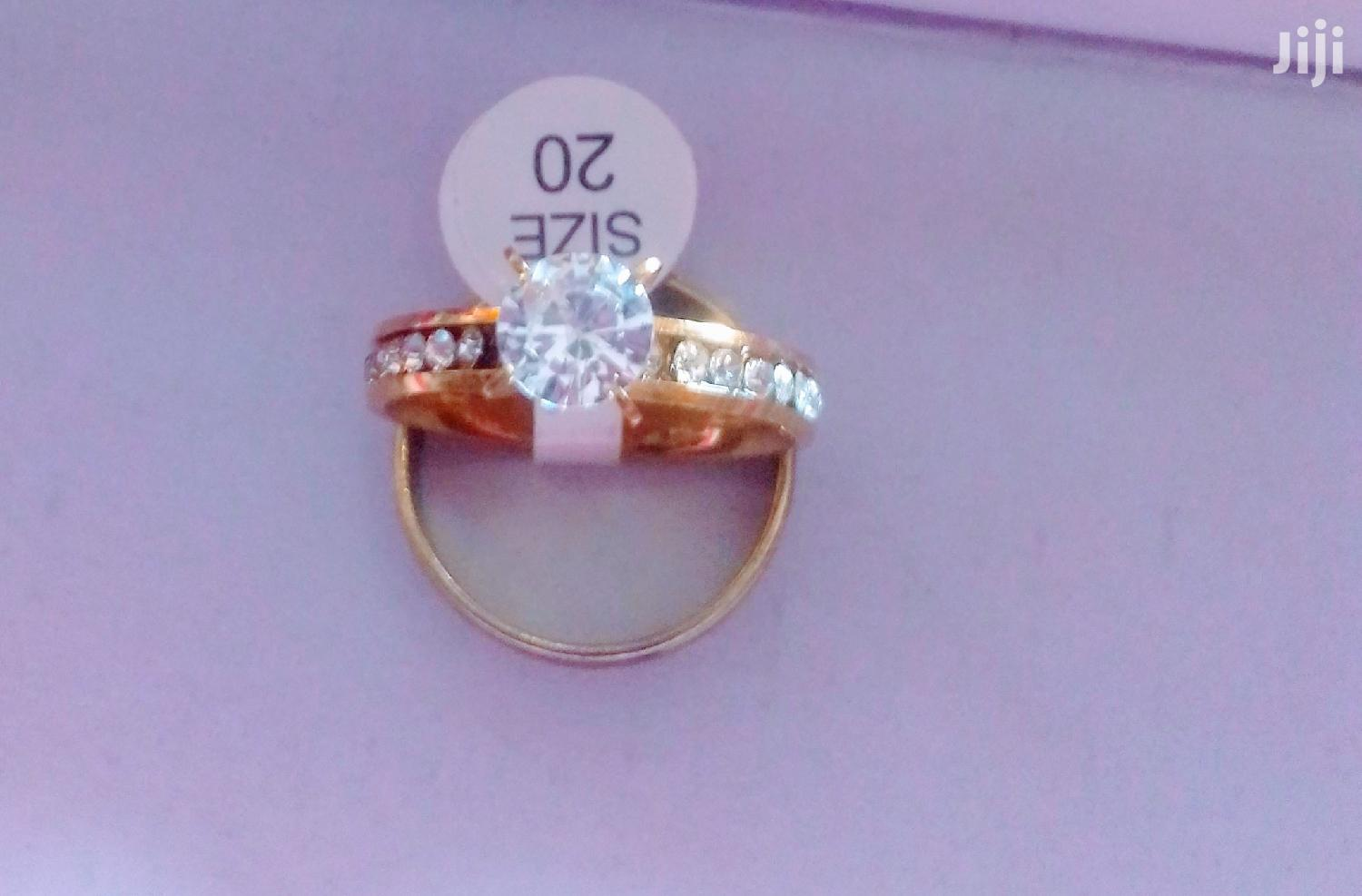 Gold Rings Two Sets