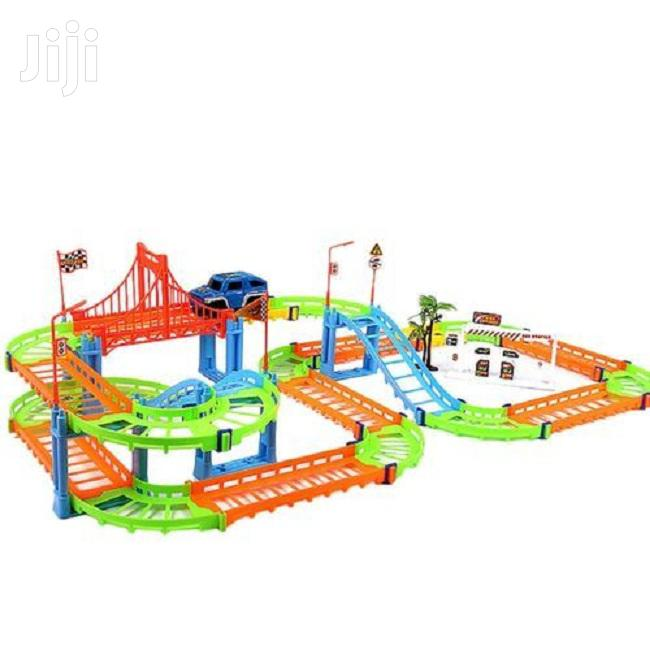 DIY Multi-track Toy For Kids – Multicolour | Toys for sale in East Legon, Greater Accra, Ghana