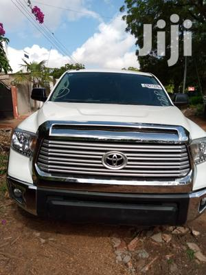 Toyota Tundra 2015 White   Cars for sale in Greater Accra, Adabraka