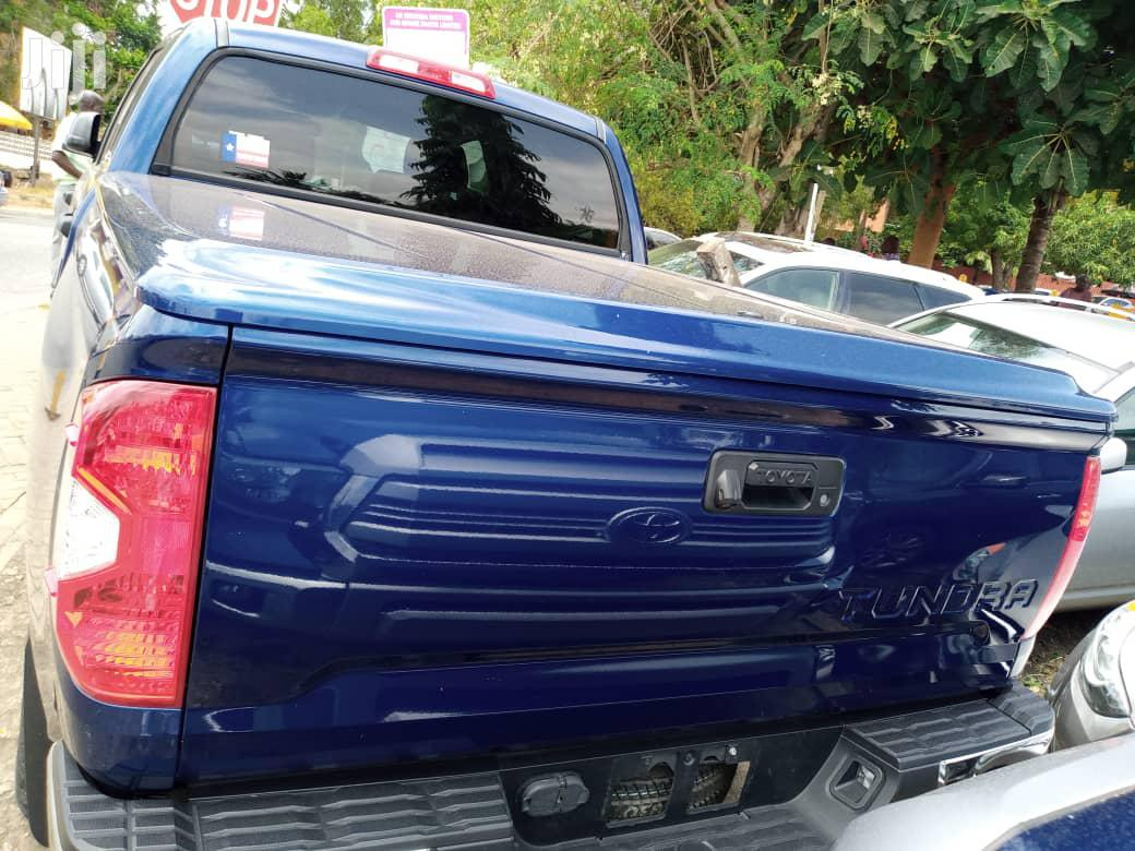 Toyota Tundra 2015 Blue | Cars for sale in Adabraka, Greater Accra, Ghana
