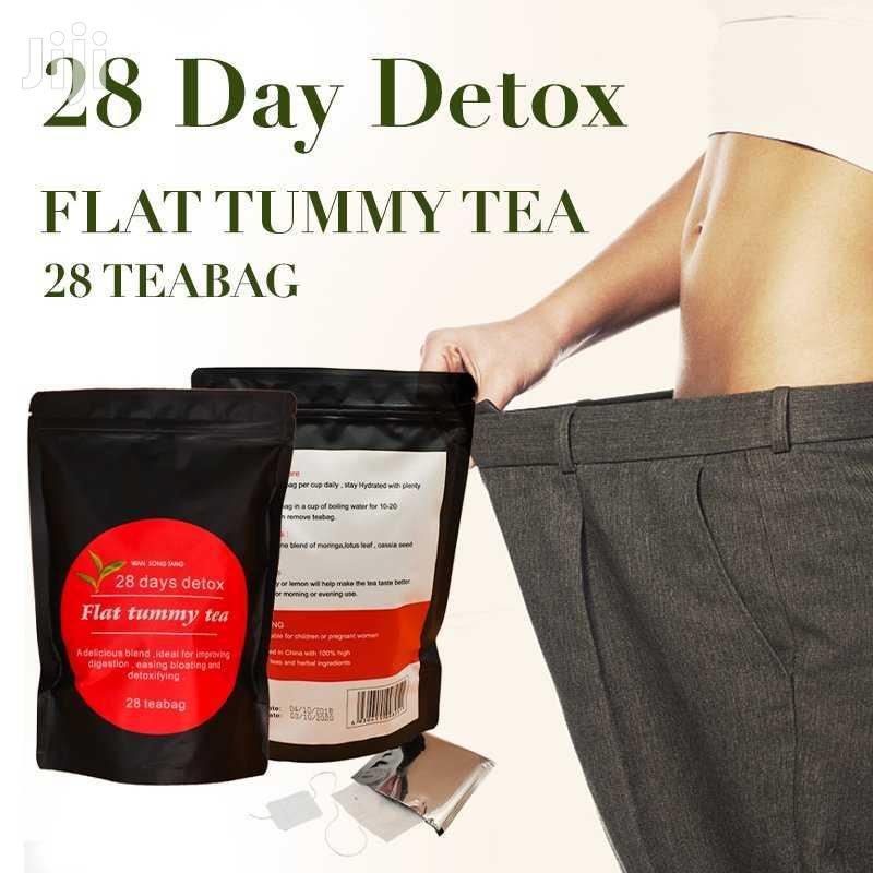 Flat Tummy Tea | Vitamins & Supplements for sale in Teshie-Nungua Estates, Greater Accra, Ghana