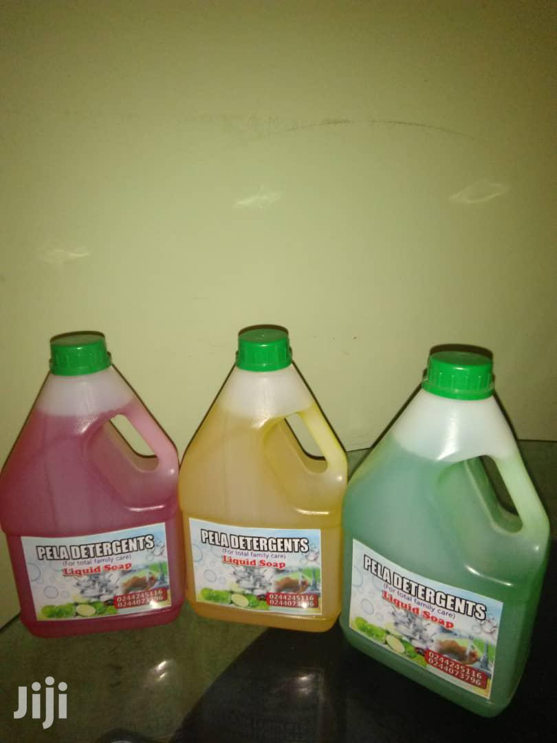 Archive: Liquid Soap For Sale