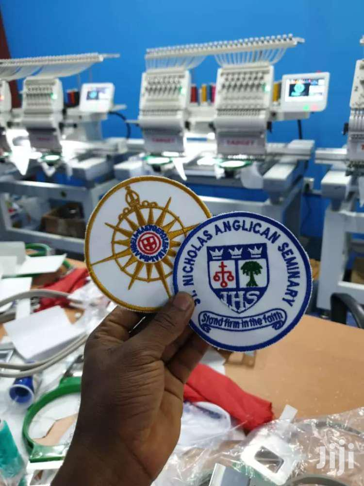 Archive: Quality Embroidery Service