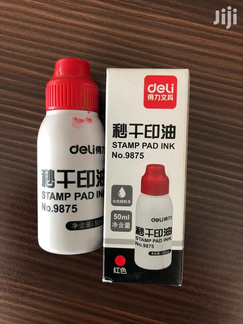 Archive: Stamp Pad Ink