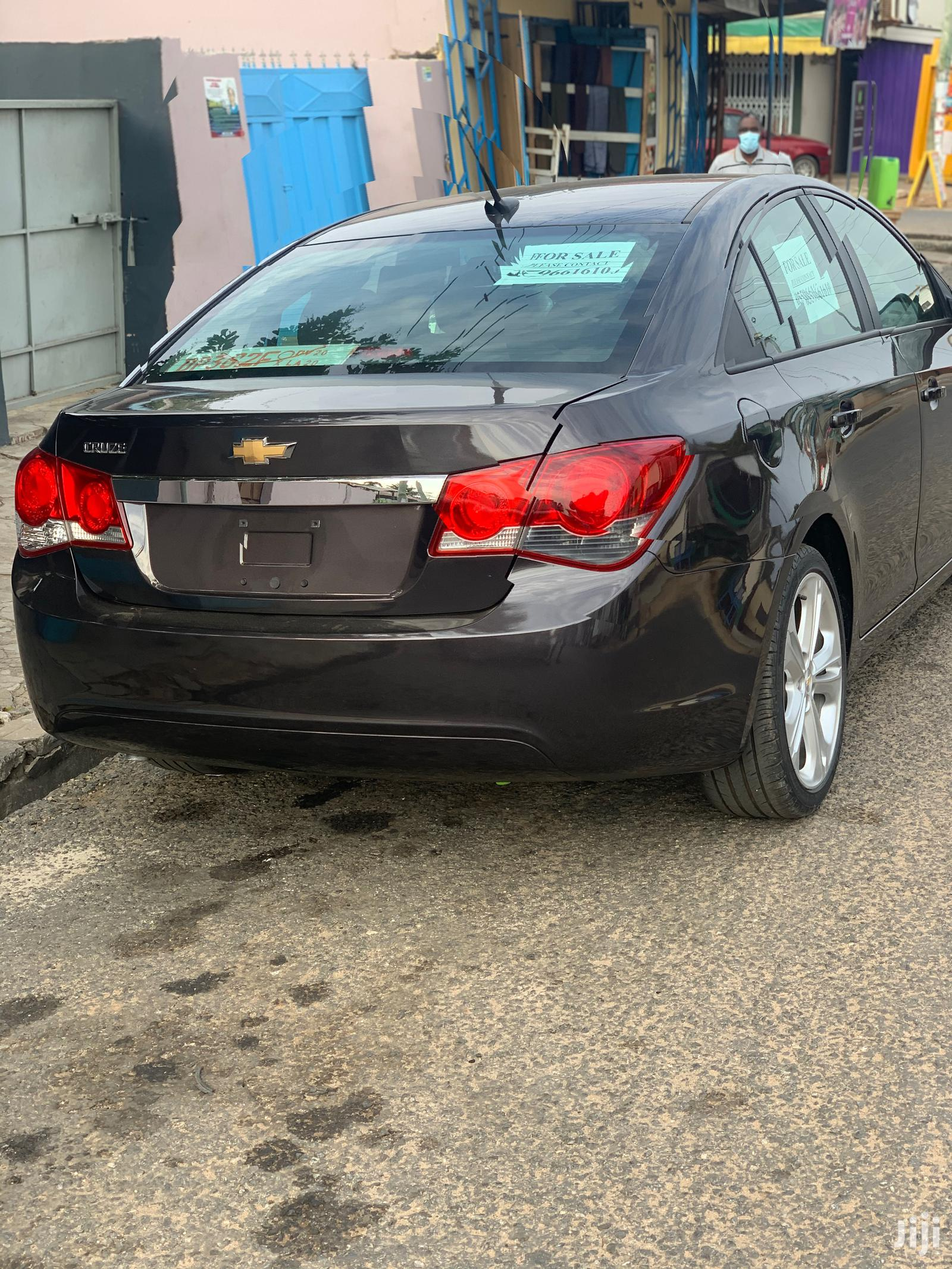 Chevrolet Cruze 2014 Gray   Cars for sale in Osu, Greater Accra, Ghana