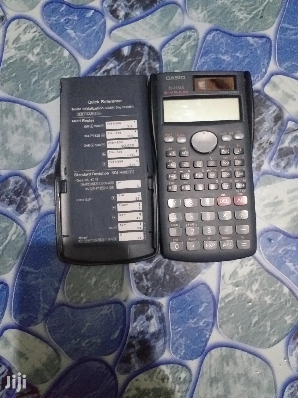 Original Casio Calculator