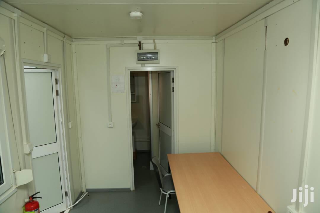 Office Modular 20ft Container With Office, Toilet and Bath | Commercial Property For Sale for sale in Tema Metropolitan, Greater Accra, Ghana