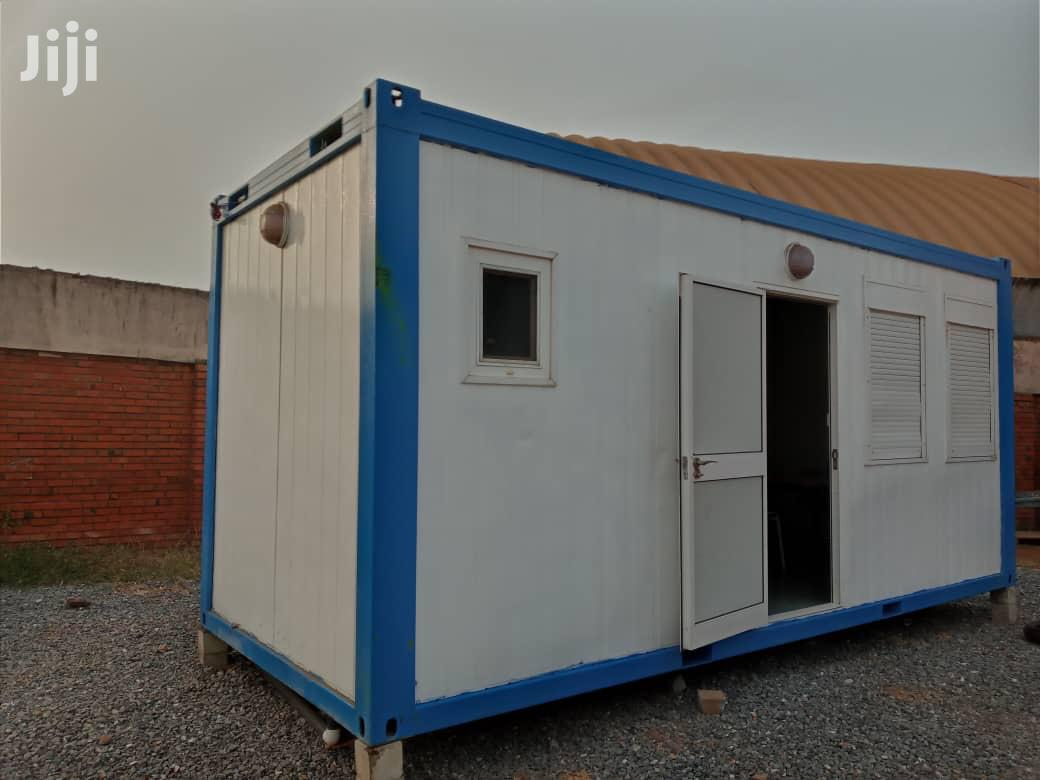 Office Modular 20ft Container With Office, Toilet and Bath