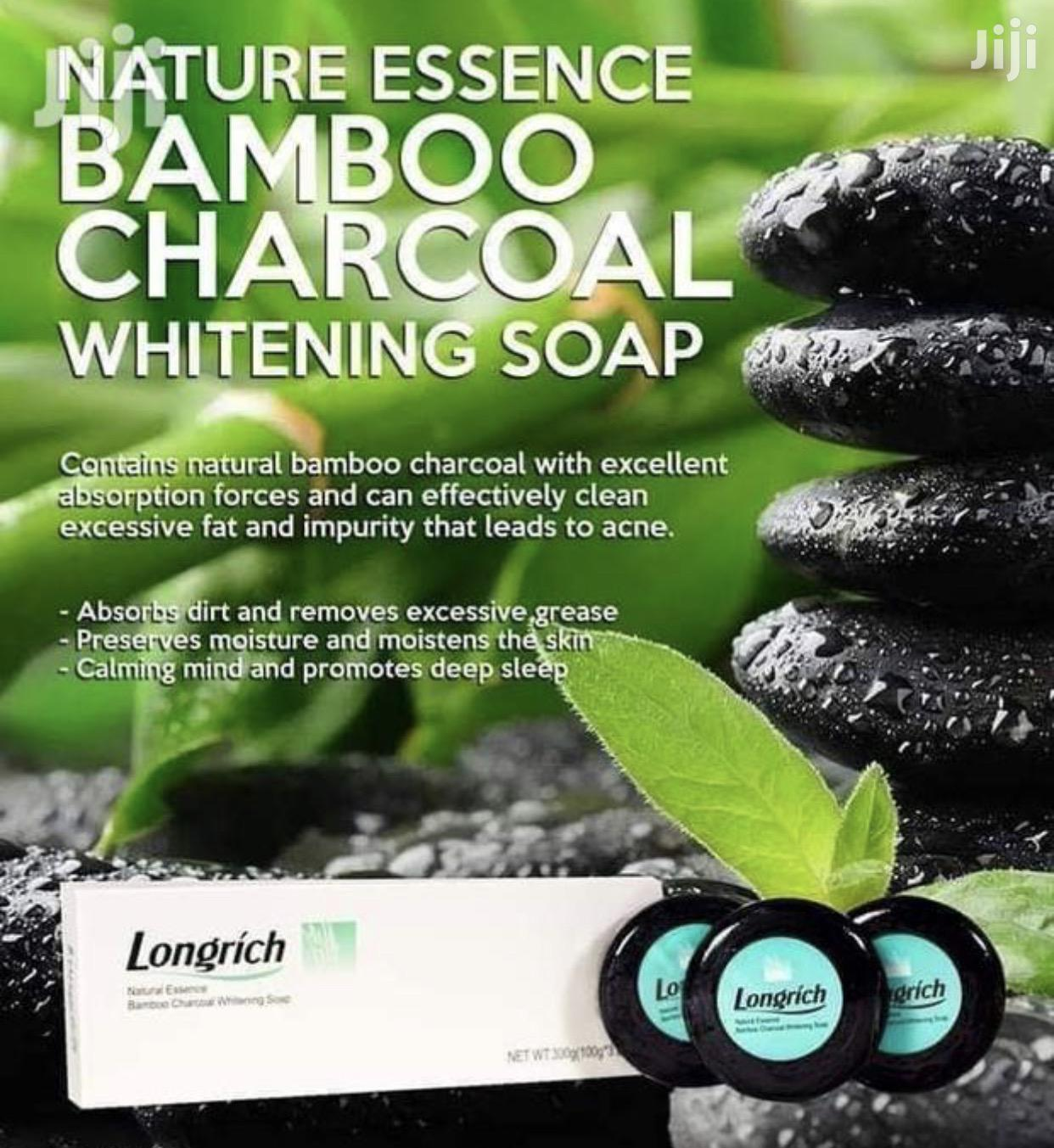 Longrich Natural Essence Bamboo Soap
