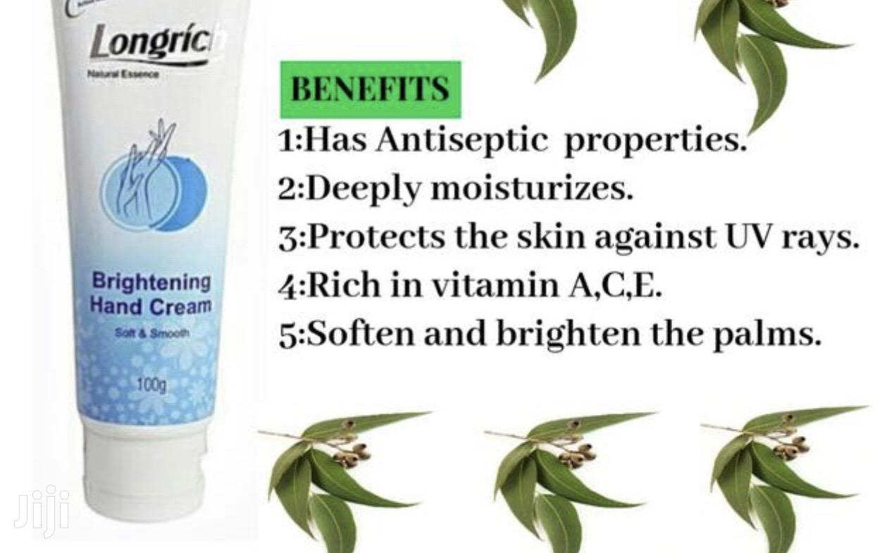Longrich Hand Cream | Skin Care for sale in Ga East Municipal, Greater Accra, Ghana