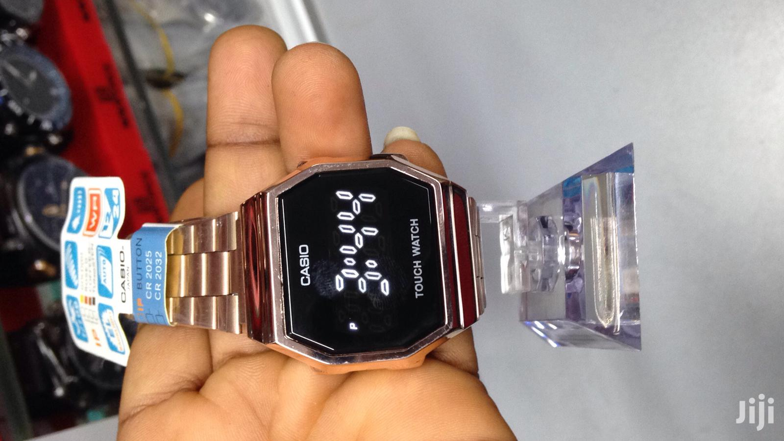 Archive: Original Casio And Forecast Touch Watch