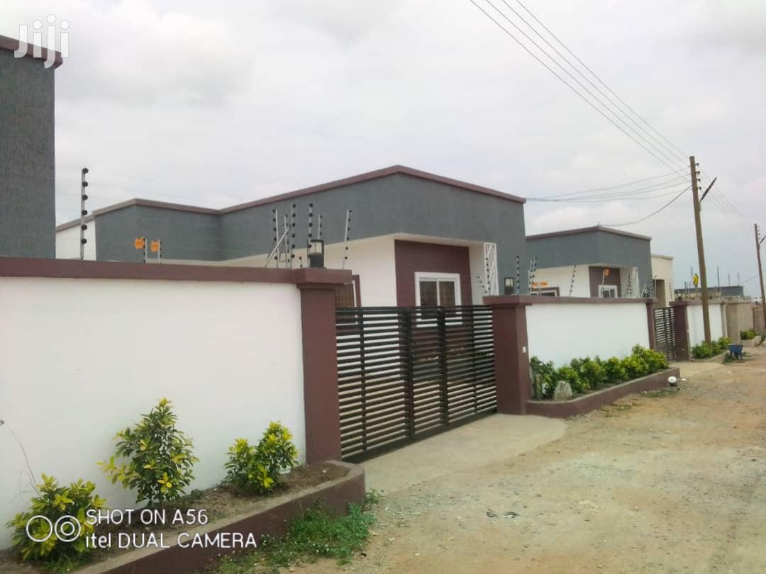 Newly Built 3 Bedroom House For Sale At East Legon Hills