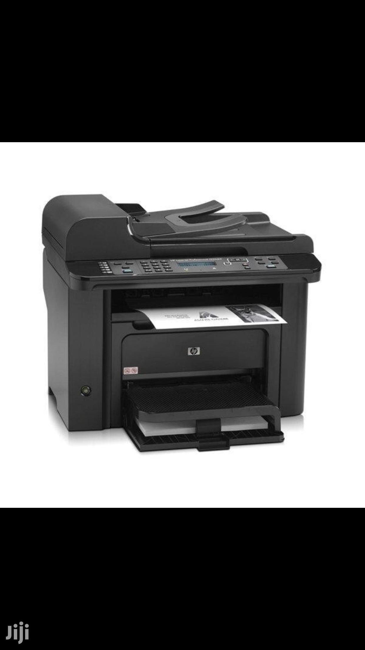 Repair Of Printer