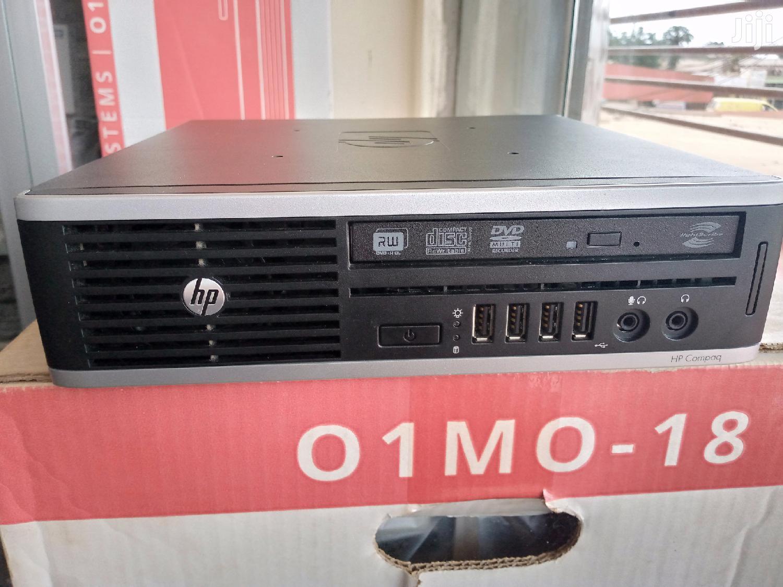 Archive: Desktop Computer HP 4GB Intel Core 2 Duo HDD 160GB