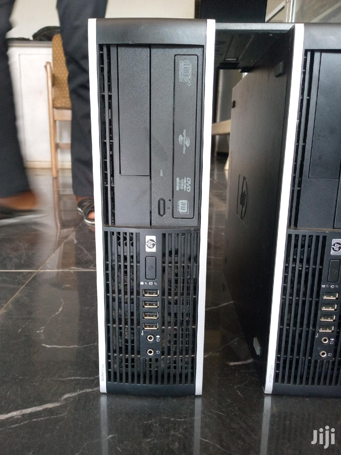 Desktop Computer HP EliteDesk 800 4GB Intel Core 2 Duo HDD 160GB | Laptops & Computers for sale in Ga West Municipal, Greater Accra, Ghana