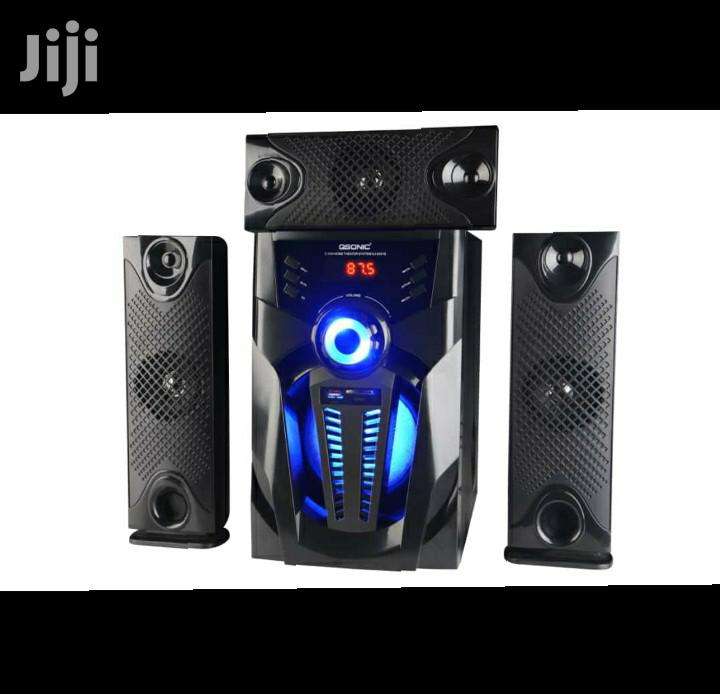 JC Power Home Theater