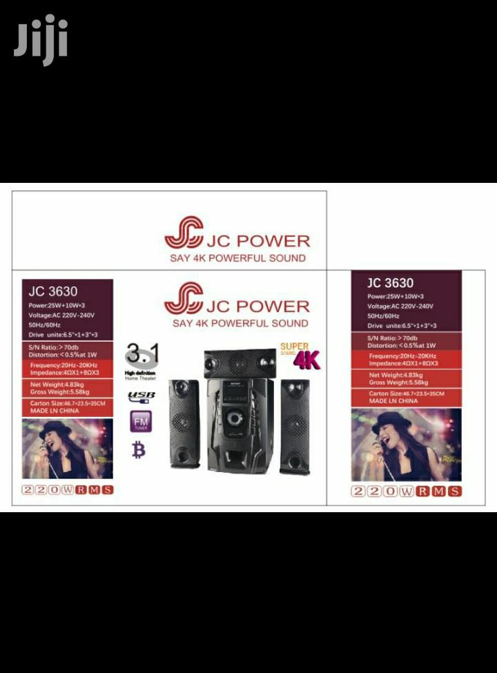 JC Power Home Theater   Audio & Music Equipment for sale in East Legon, Greater Accra, Ghana