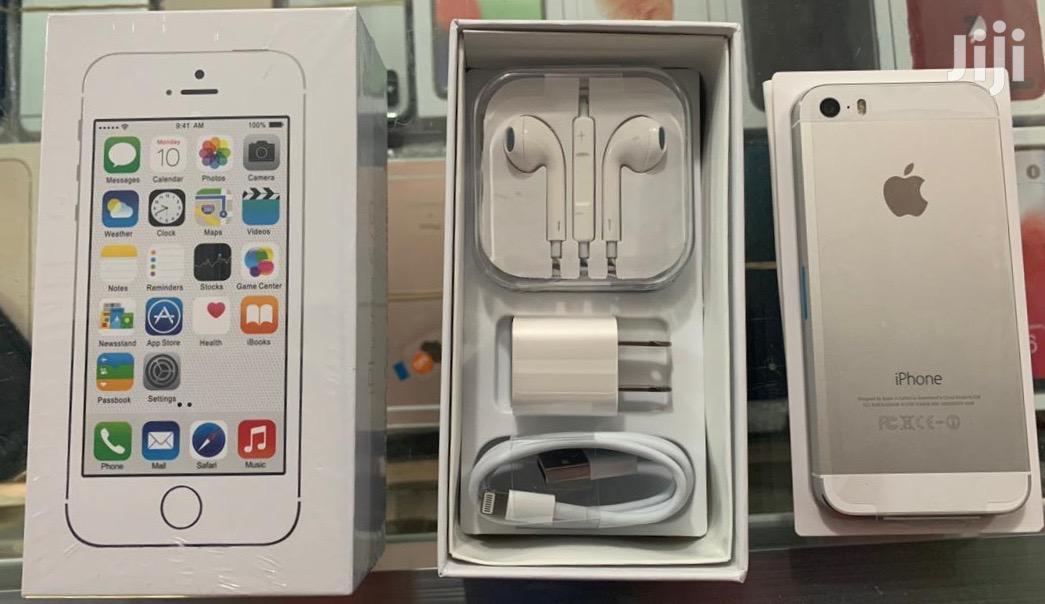 New Apple iPhone 5s 16 GB White | Mobile Phones for sale in Alajo, Greater Accra, Ghana