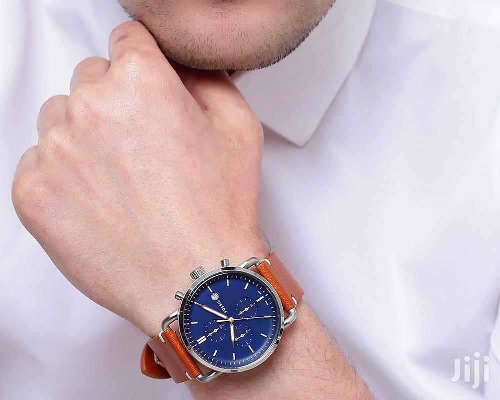 Fossil Commuter Chronograph | Watches for sale in Adenta Municipal, Greater Accra, Ghana