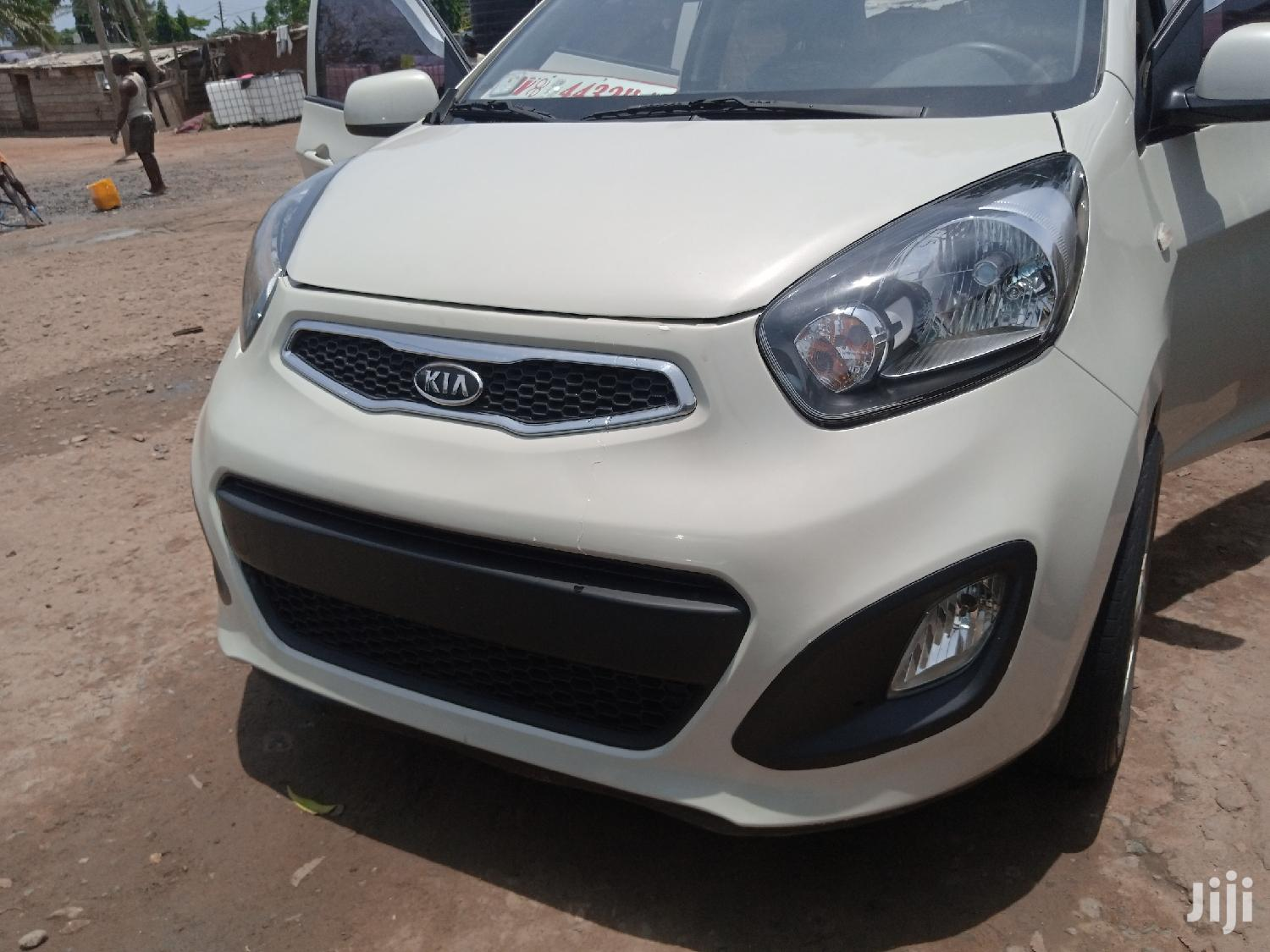 Kia Picanto 2012 1.1 EX Automatic Gold   Cars for sale in Nungua East, Greater Accra, Ghana