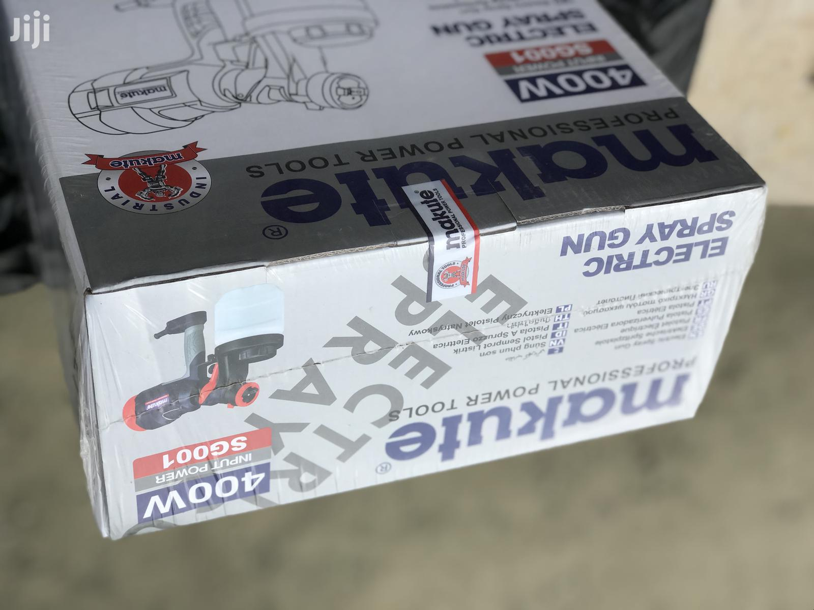 Makute Electronic Spray Machine | Electrical Tools for sale in Abelemkpe, Greater Accra, Ghana
