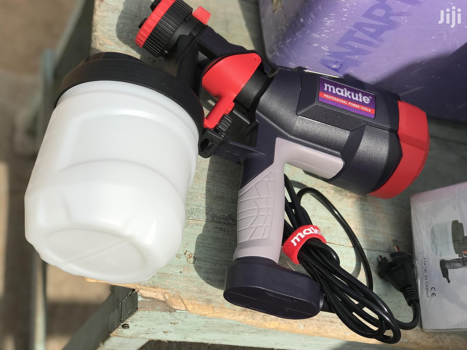 Makute Electronic Spray Machine
