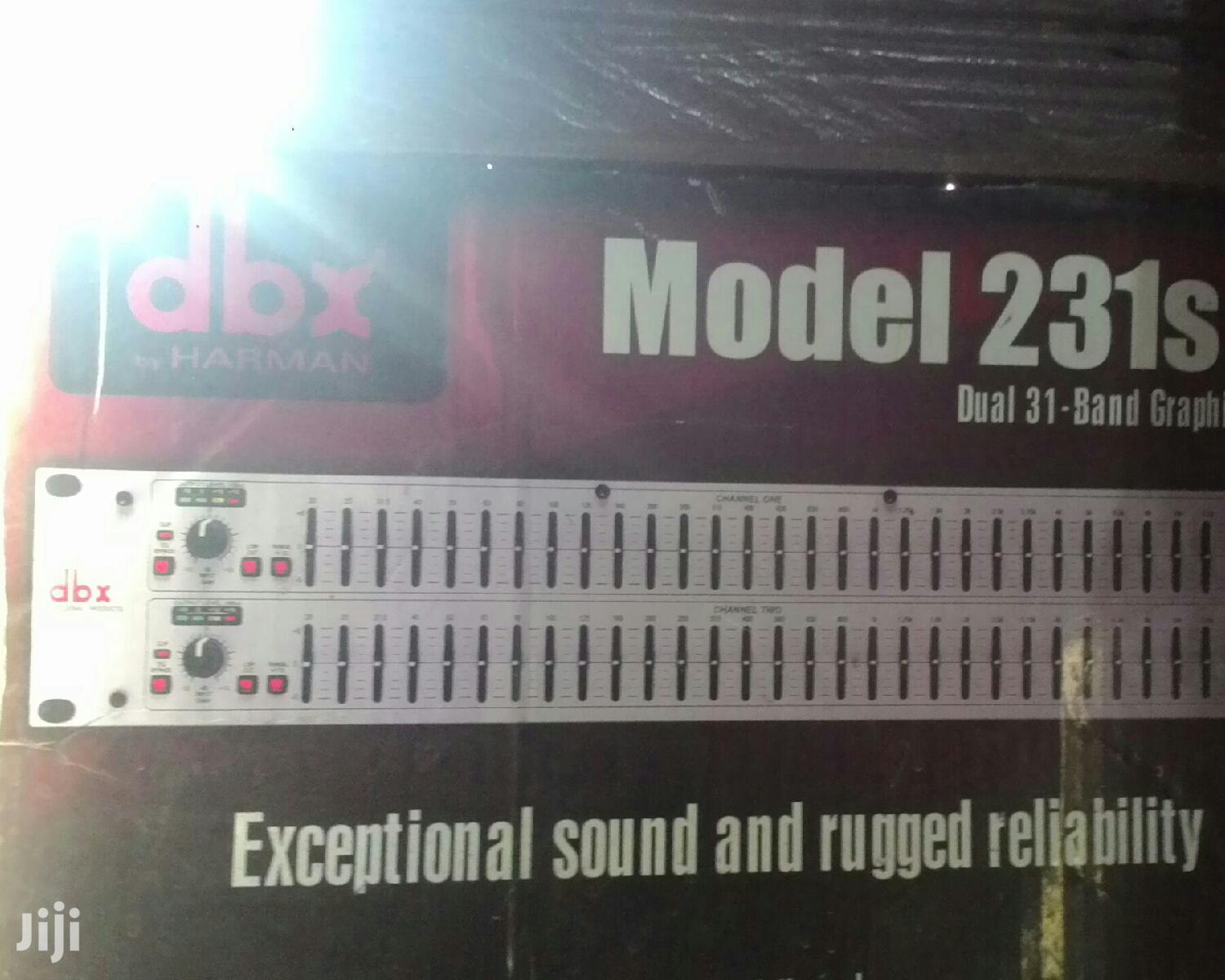Archive: Double Equalizer DBX