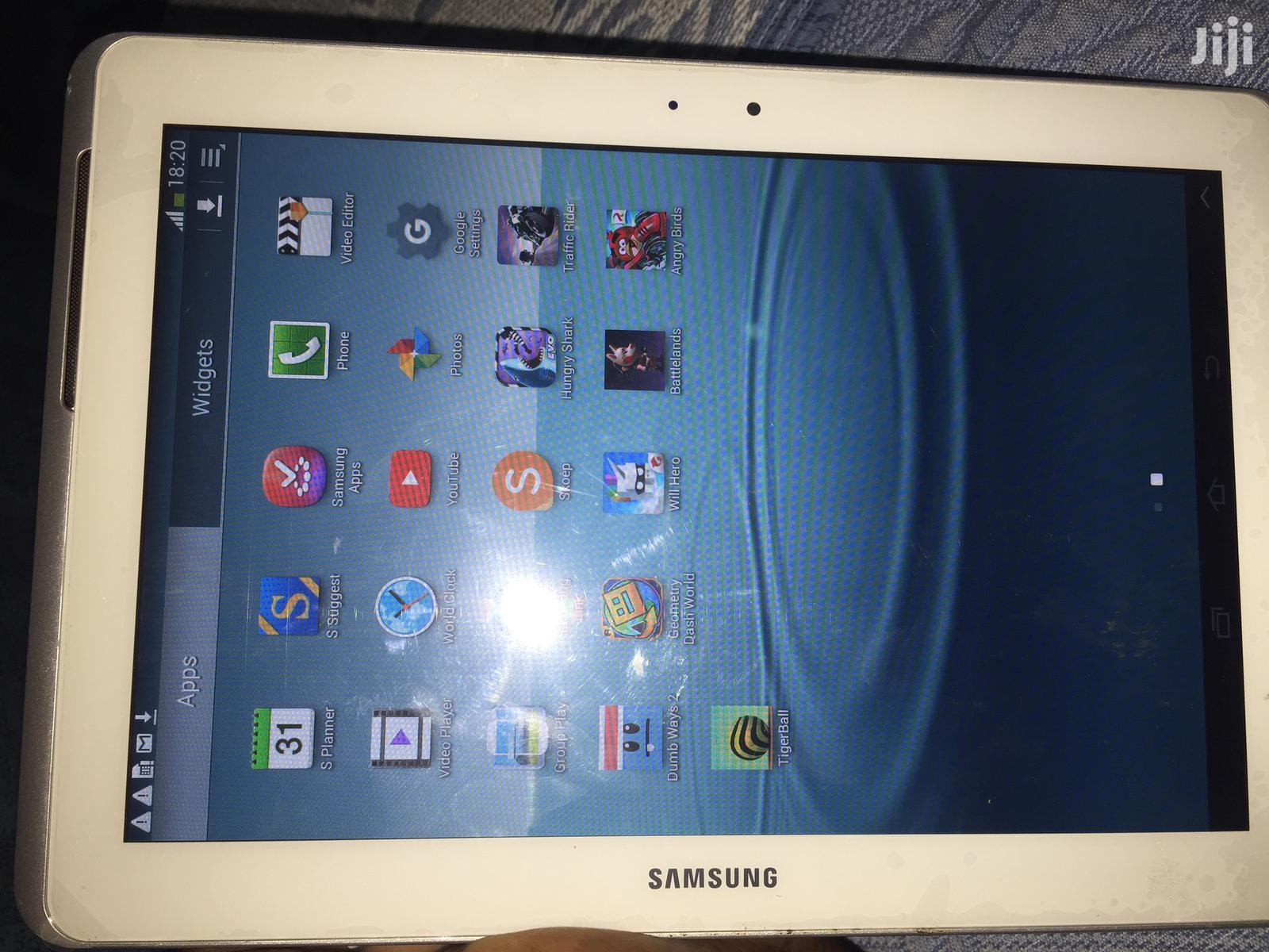Archive: Samsung Galaxy Tab 2 10.1 P5100 16 GB White
