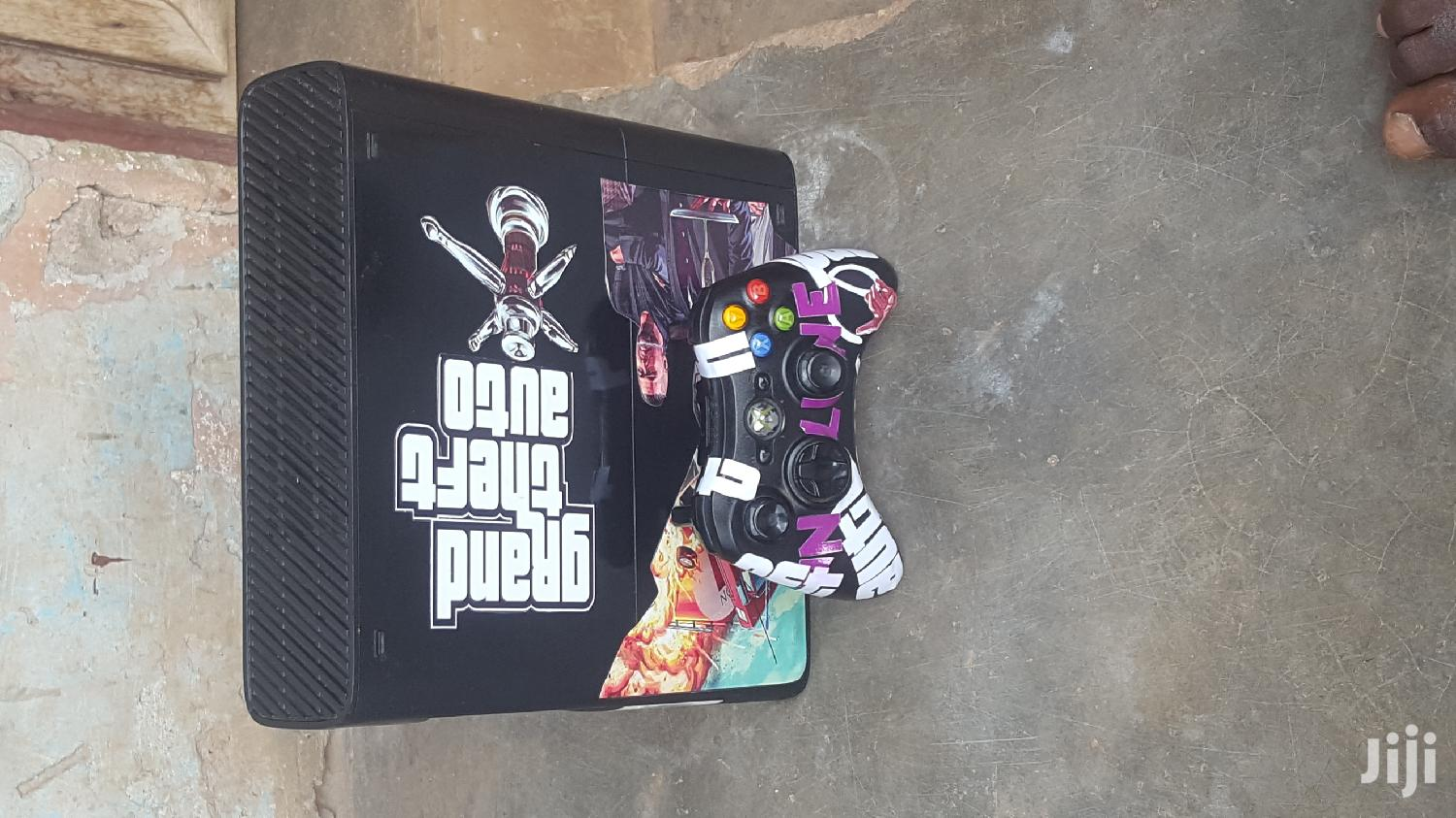 Xbox 360 E Converted With 15 Games Call On | Video Game Consoles for sale in Kumasi Metropolitan, Ashanti, Ghana