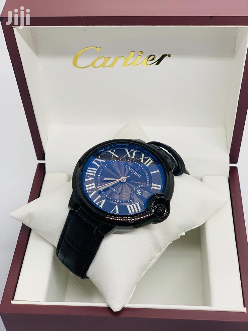 Cartier Quartz Men Watch | Watches for sale in Accra Metropolitan, Greater Accra, Ghana